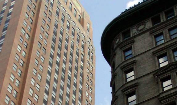 Acil Durumda Yüksek Katlı Binalarda Kaçış
