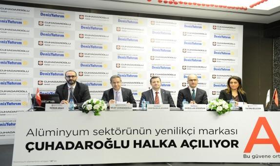 Çuhadaroğlu Halka Arz için Deniz Yatırım ile Anlaştı