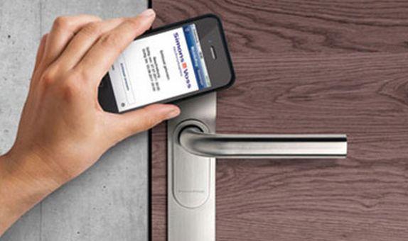 Koruma, İzleme ve Kapı Açan Akıllı Telefonlar
