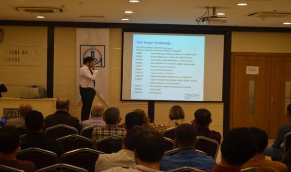 Norm Teknik Antalya MMO İş Birliğiyle Düzenlediği Eğitim Seminerlerine Bir Yenisini Daha Ekledi