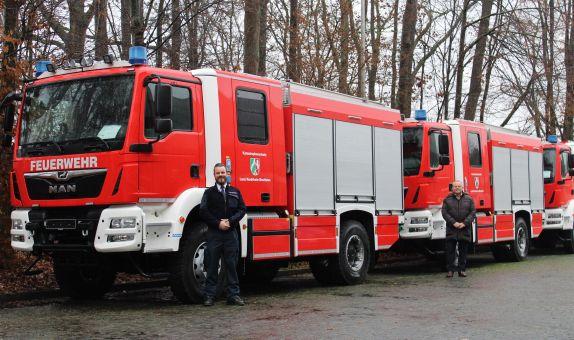 Almanya'da Allison 3000 Serisi İtfaiye Araçları Tercih Edildi