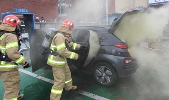 Elektrikli Araçlar ve Yangın Önlemleri