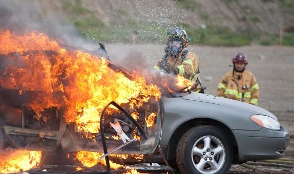 ISPFIRE Modülleri ile Motorlu Araç Yangınlarına Çözümler