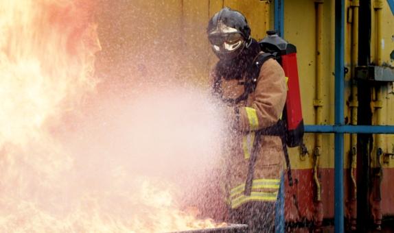 AFT Yangın Söndürme Sistemleri