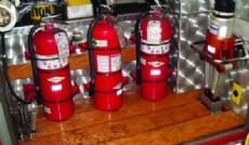 Taşınabilir Yangın Söndürücü Tipleri