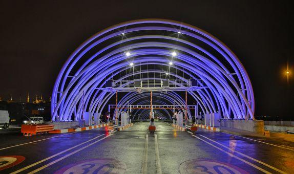 Avrasya Tüneli Bosch Teknolojisiyle Güvende