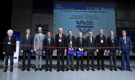 14. Ulusal Tesisat Mühendisliği Kongresi ve Teskon+Sodeks Fuarı