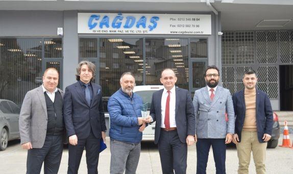 Duyar Vana Bayi Ödülleri Sahiplerini Buldu