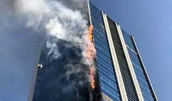 Ankara'daki Plaza Yangını Hakkında İZODER Açıklaması