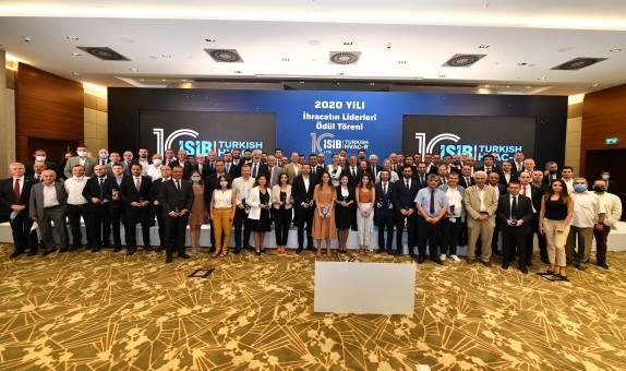 İSİB, 2020 İhracat Ödülleri Sahiplerini Buldu