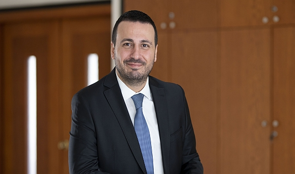 Aras Orhun Orhan, Knauf Türkiye'nin Satış Müdürü Oldu