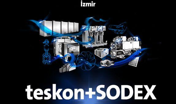 teskon+Sodex Yarın Başlıyor