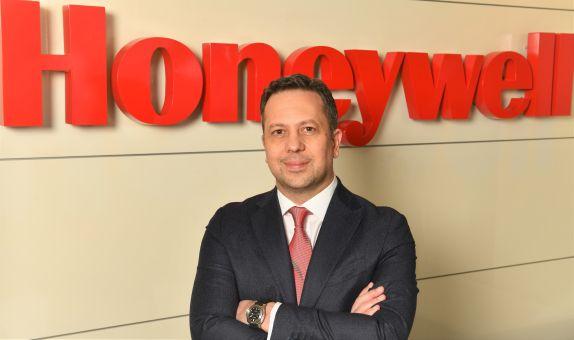 Uygar Doyuran Honeywell'in Türkiye ve Orta Asya Başkanı Olarak Atandı