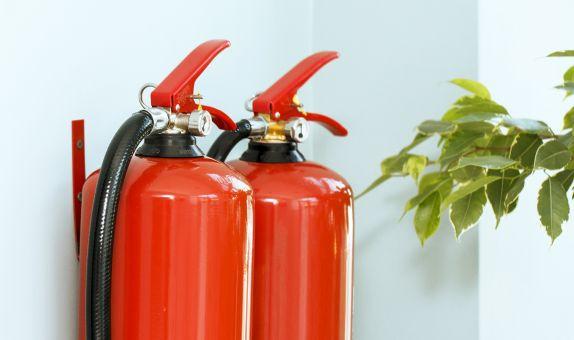 Portatif (Taşınabilir) Yangın Söndürme Cihazları