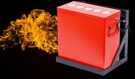 Yeni Nesil Yangın Önleme ve Baskılama Sistemi; AEROSOL class=