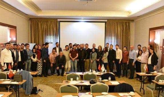 Mas Grup İstanbul İş Ortakları Mas Academy Eğitiminde Bir Araya Geldi