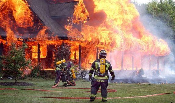 Yangın Olay Yeri İncelemesinde Zıt ve Eş Zamanlı Alev Yayılmasının Önemi