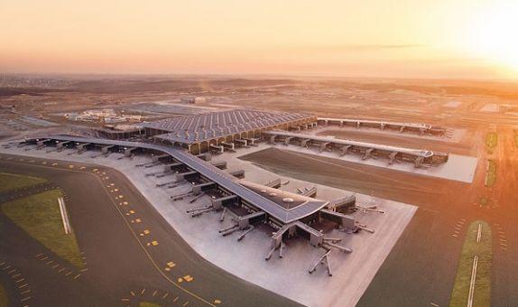 İstanbul Havalimanı Araç Tünelleri Yangın Algılama ve İhbar Sistemi class=