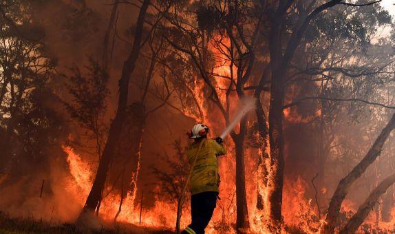 Avustralya Orman Yangını, Mega Yangınlar Gerçeğini Fark Etmemizi Sağlamalı class=