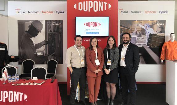 DuPont, 3. Elektrik Dağıtım Sektöründe İSG Kongresi'ne Katıldı