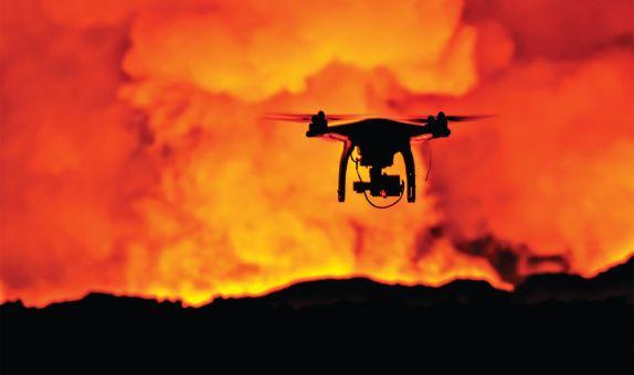 Karma Gerçeklik ve İnsansız Hava Araçlarının Yangın ve Duman Tespitinde Uzaktan Algılama Uygulamaları