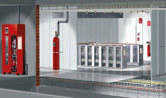 Sistem Odaları Yangın Söndürme Sistemlerinde Güvenlik Problemleri