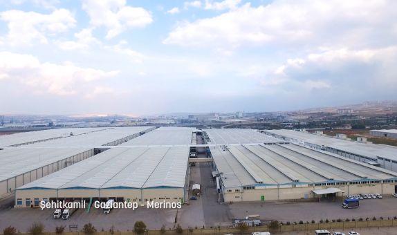 Merinos Halı'nın Yangın Güvenliğini Form Endüstri Sağlıyor