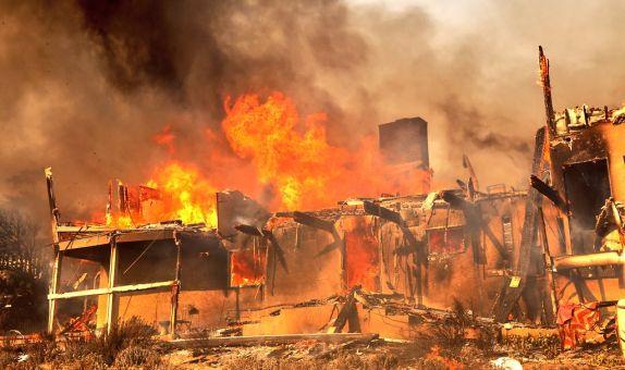 Pandemi Döneminde İstanbul'da Yangın Sayısı Azaldı